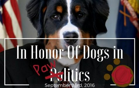 In Honor of Dogs in Politics