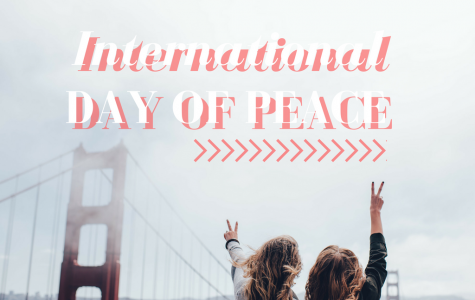 In Honor of International Peace