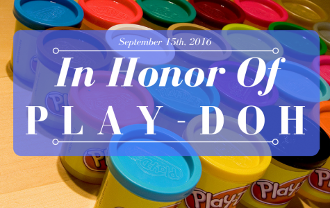In Honor Of Play-Doh