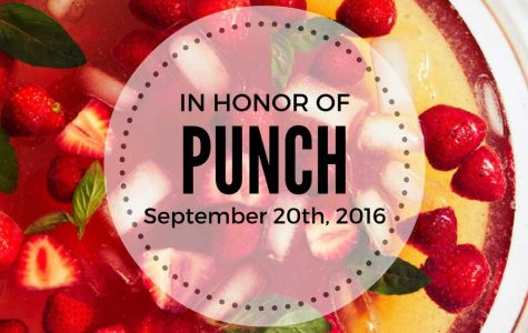 In Honor of Punch