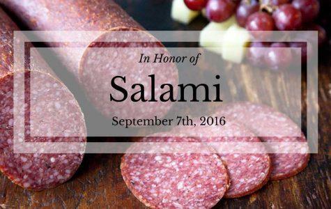 In Honor of Salami