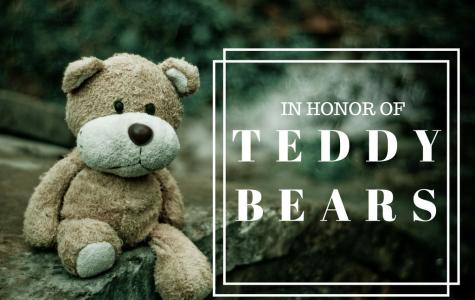 In Honor of Teddy Bears 1