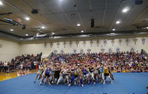 Homecoming Pep Assembly in Pictures 6