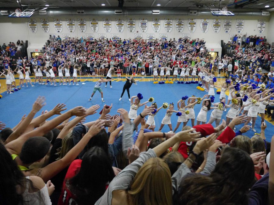 Homecoming Pep Assembly in Pictures (Part 2) 8