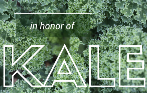 In Honor of Kale