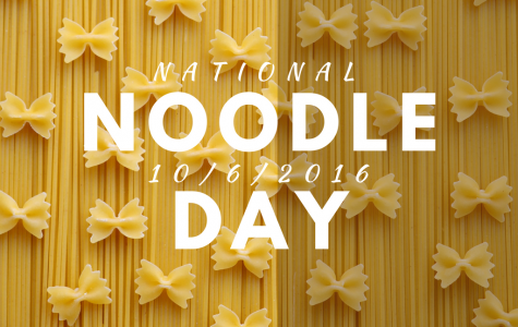 In Honor of Noodles