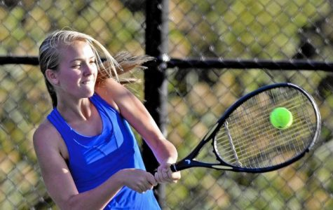 Varsity Girls Tennis Wins Lakes Sectional, Heads to IHSA State Meet This Weekend