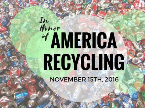 In Honor of America Recycling