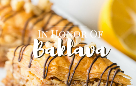 In Honor of Baklava