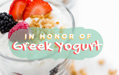 In Honor of Greek Yogurt