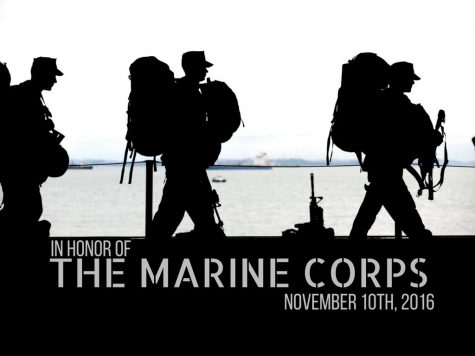 In Honor of the National Marine Corps 3