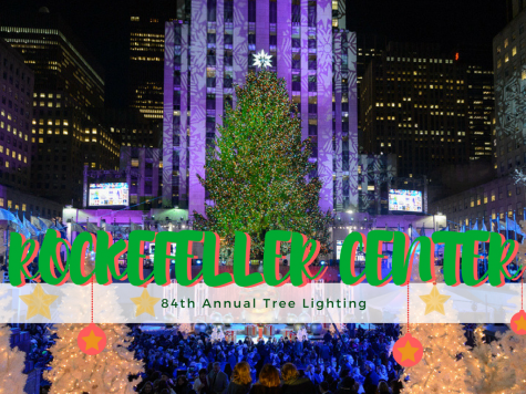 In Honor of the Rockefeller Center Tree Lighting