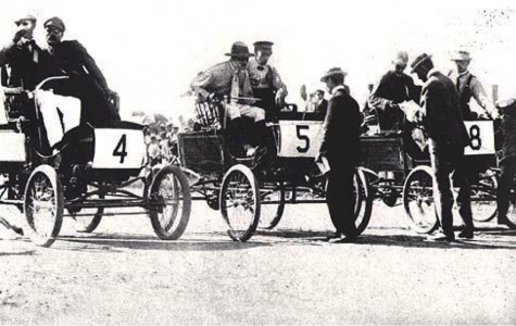 This Week in Sports History: America's First Auto Race
