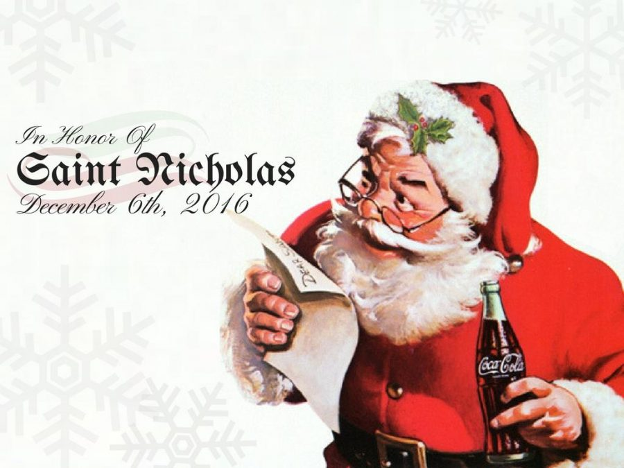 In+Honor+of+Saint+Nicholas