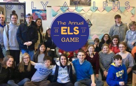 Only at LFHS: the Annual ELS Game