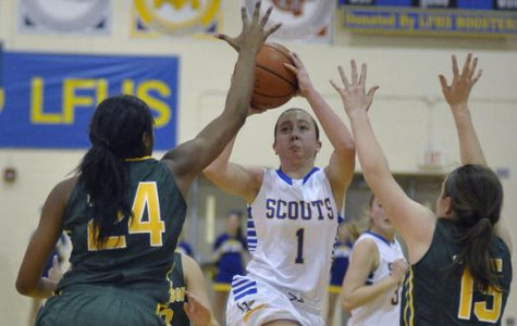 Scouts Guard Delaney Williams Wins Daily North Shore Athlete of the Month