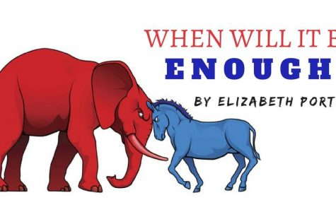 When Will It Be Enough?: The Unfortunate Coalescence of Politics and Social Life