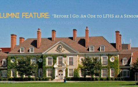 "Alumni Feature: ""Before I Go: An Ode to Lake Forest as a Senior"""