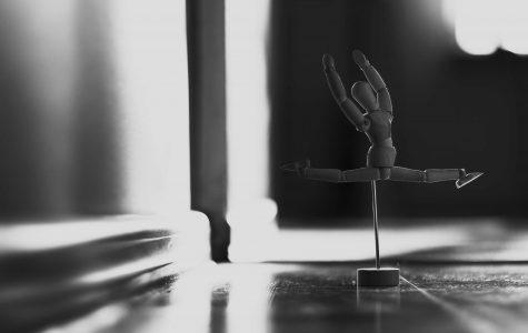 """""""Ballet Class"""" by Elizabeth Kissel"""