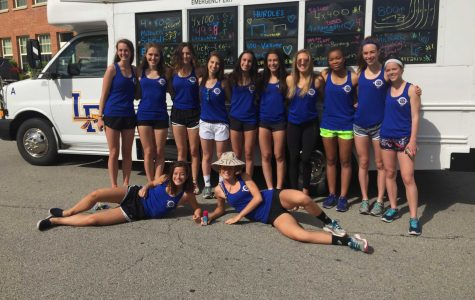 Behind the Scenes with the Girls Track and Field Team: The Road to State