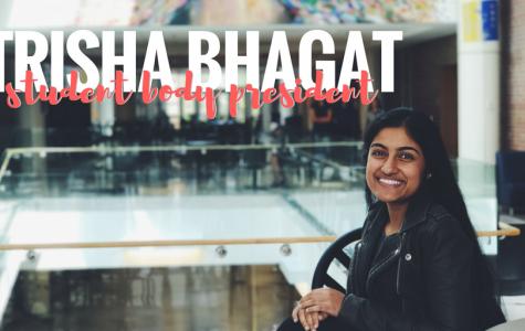 Looking Ahead: 2017-2018 Student Body President Trisha Bhagat