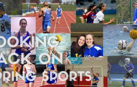 Looking Back on Spring Sports