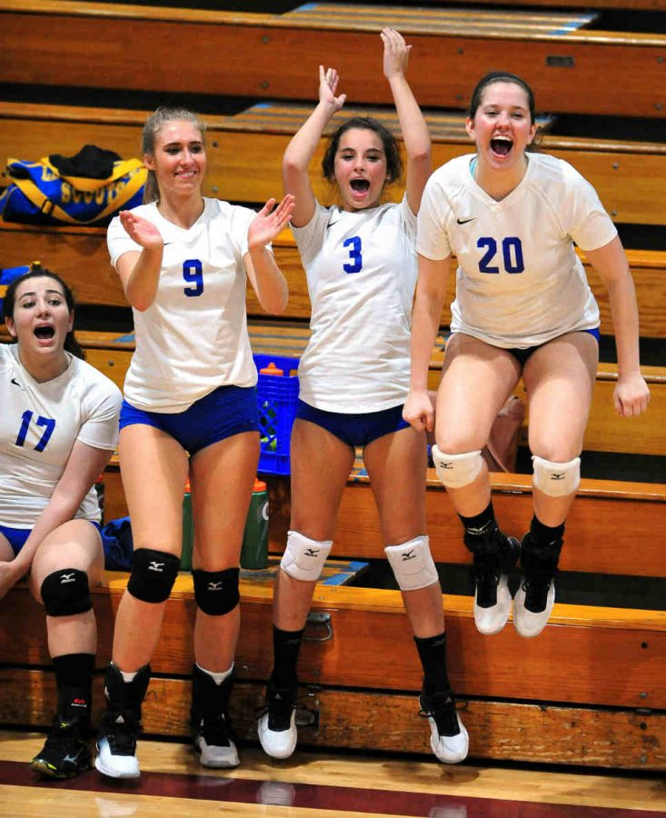Scouts Volleyball Hosts GBS