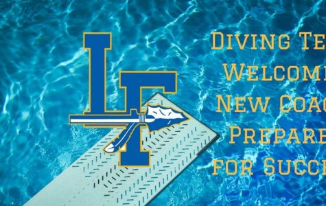 Diving Team Welcomes New Coach, Prepares for Success
