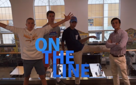 On the Line: Episode 4 (Feat. Cat Nicholson and Chris Cavalaris)