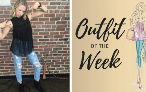 Outfit of the Week: Edition #1