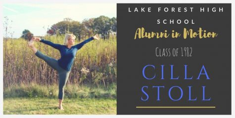 Alumni in Motion: Cilla Stoll (1982)