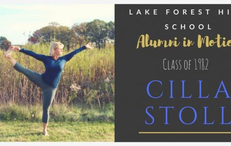 Alumni in Motion: Cilla Stoll, Class of 1982