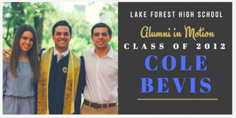 Alumni in Motion: Cole Bevis (2012)