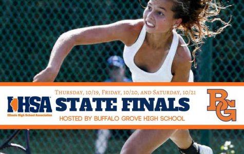 Rabjohns, Alsikafi/Belova advance to IHSA State Final
