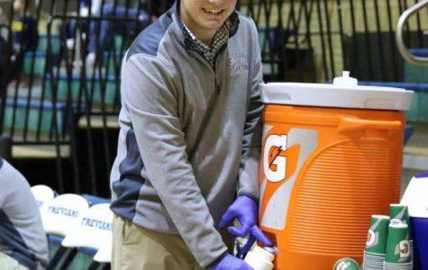 Robbins Earns Xavier Men's Basketball Managerial Position