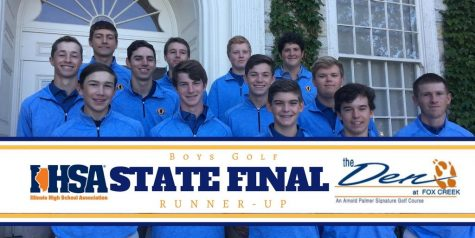 Boys Golf Back in Action at Sectionals