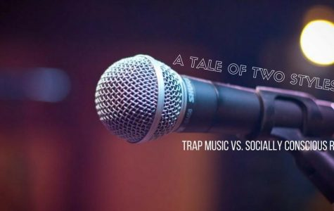 A Tale of Two Styles: Trap Music vs. Socially Conscious Rap