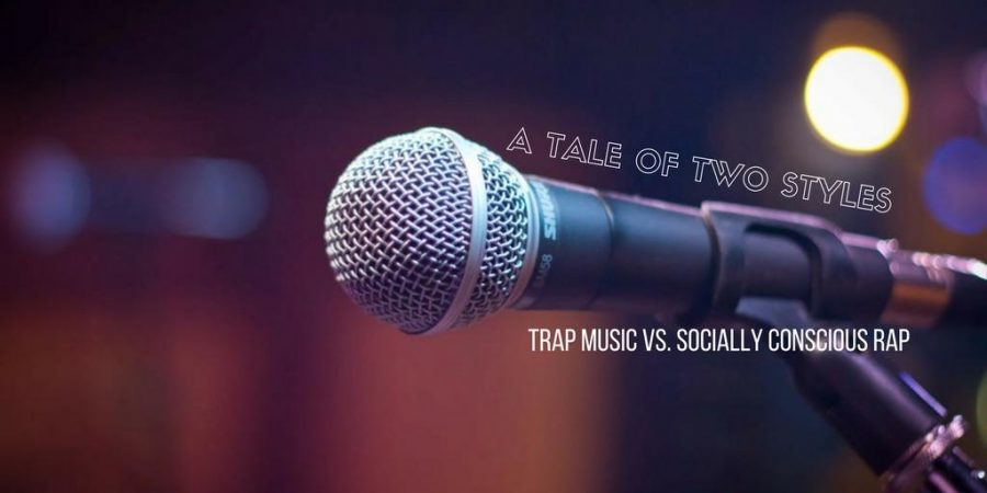 A+Tale+of+Two+Styles%3A+Trap+Music+vs.+Socially+Conscious+Rap