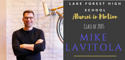 Alumni in Motion: Mike Lavitola 1
