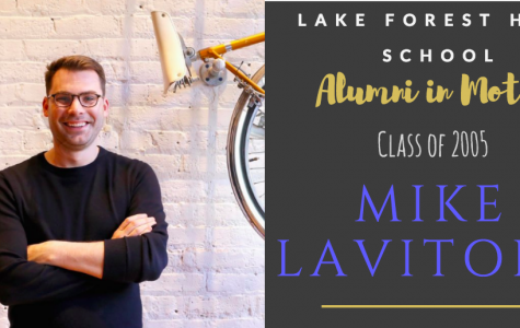 Alumni in Motion: Mike LaVitola (2005), CEO of Foxtrot