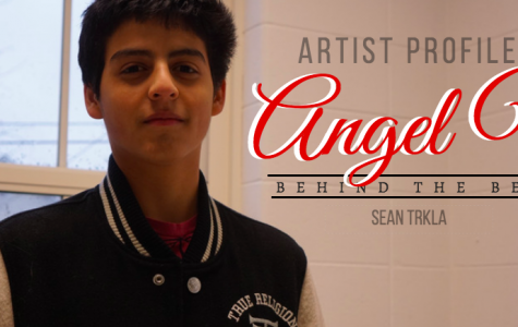 Artist Profile: LFHS freshman Angel V