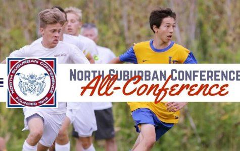 Danneker earns All-NSC, All-Sectional honors in boys soccer