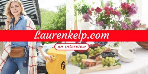 Lauren Kelp (2007) pioneers lifestyle blog in to mainstream success 1