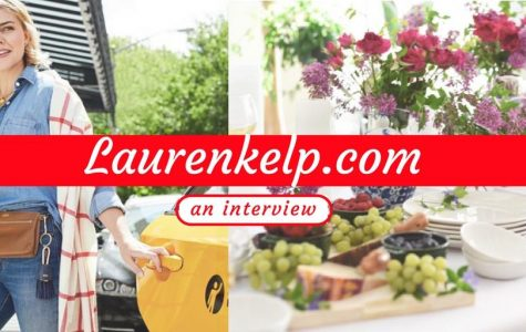 Lauren Kelp (2007) pioneers lifestyle blog in to mainstream success