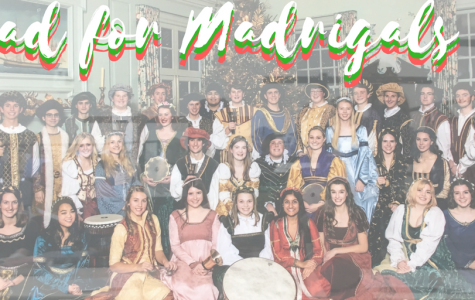 Mad for Madrigals: Renaissance-themed a cappella group gears up for winter