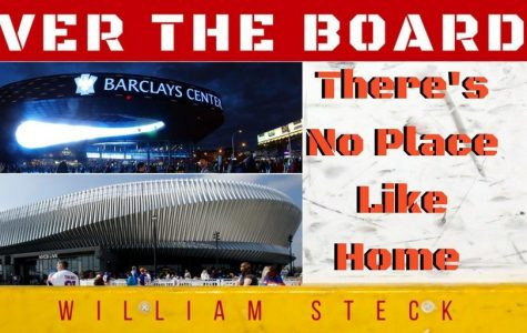 Over the Boards: There's No Place Like Home