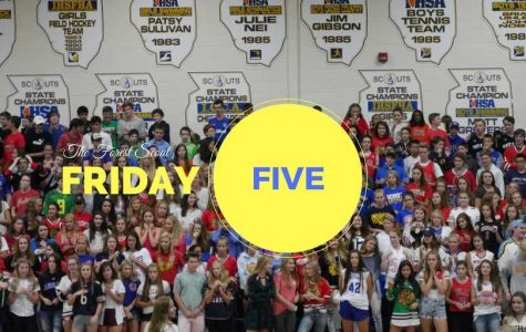 The Forest Scout Friday Five