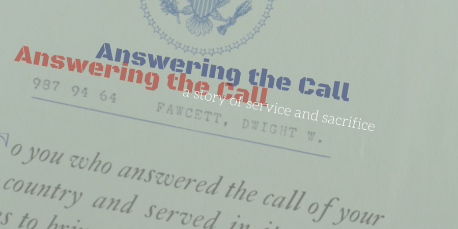 Veterans Day Tribute: Answering the Call 1