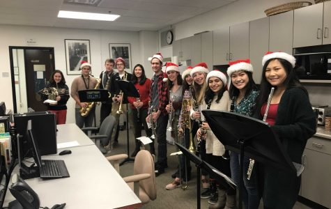 Band-O-Grams abound on final day before holiday break
