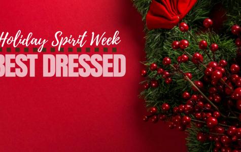 Holiday Spirit Week Best Dressed: Friday (Chriskwanukkah)